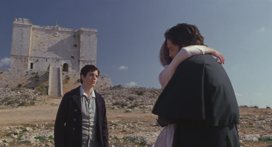 The Count of Monte Cristo - (Comino Island, St Mary's Tower)